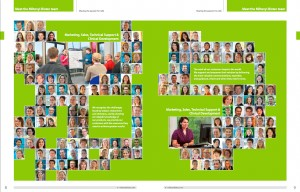 Catalog people pages (some hundred people pictures …)