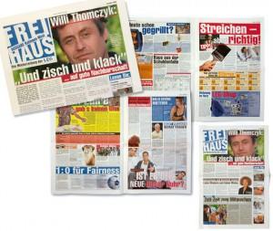 LEG Mieterzeitung